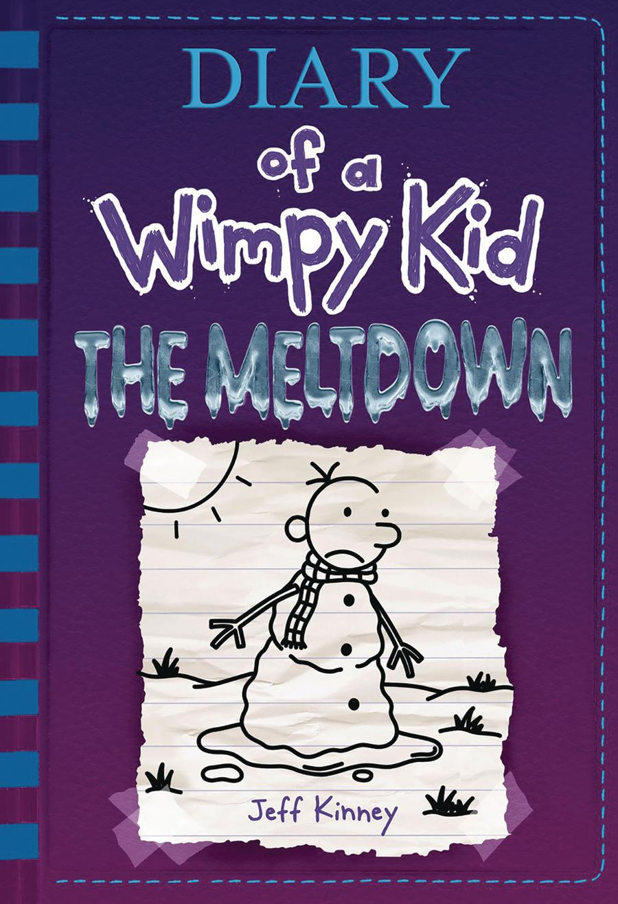Diary Of A Wimpy Kid Vol 13 Meltdown HC
