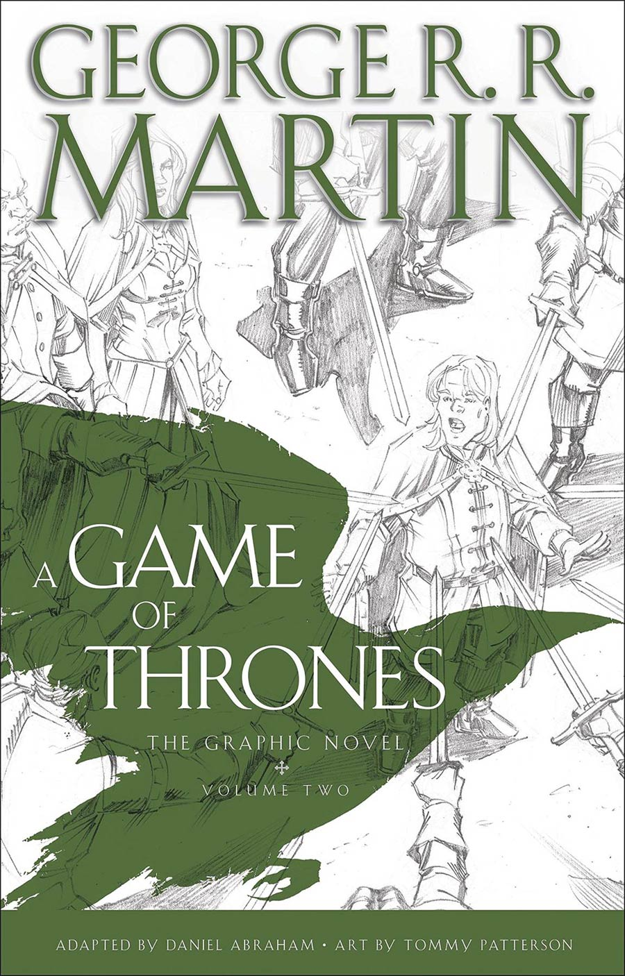 George RR Martins Game Of Thrones Vol 2 HC New Printing