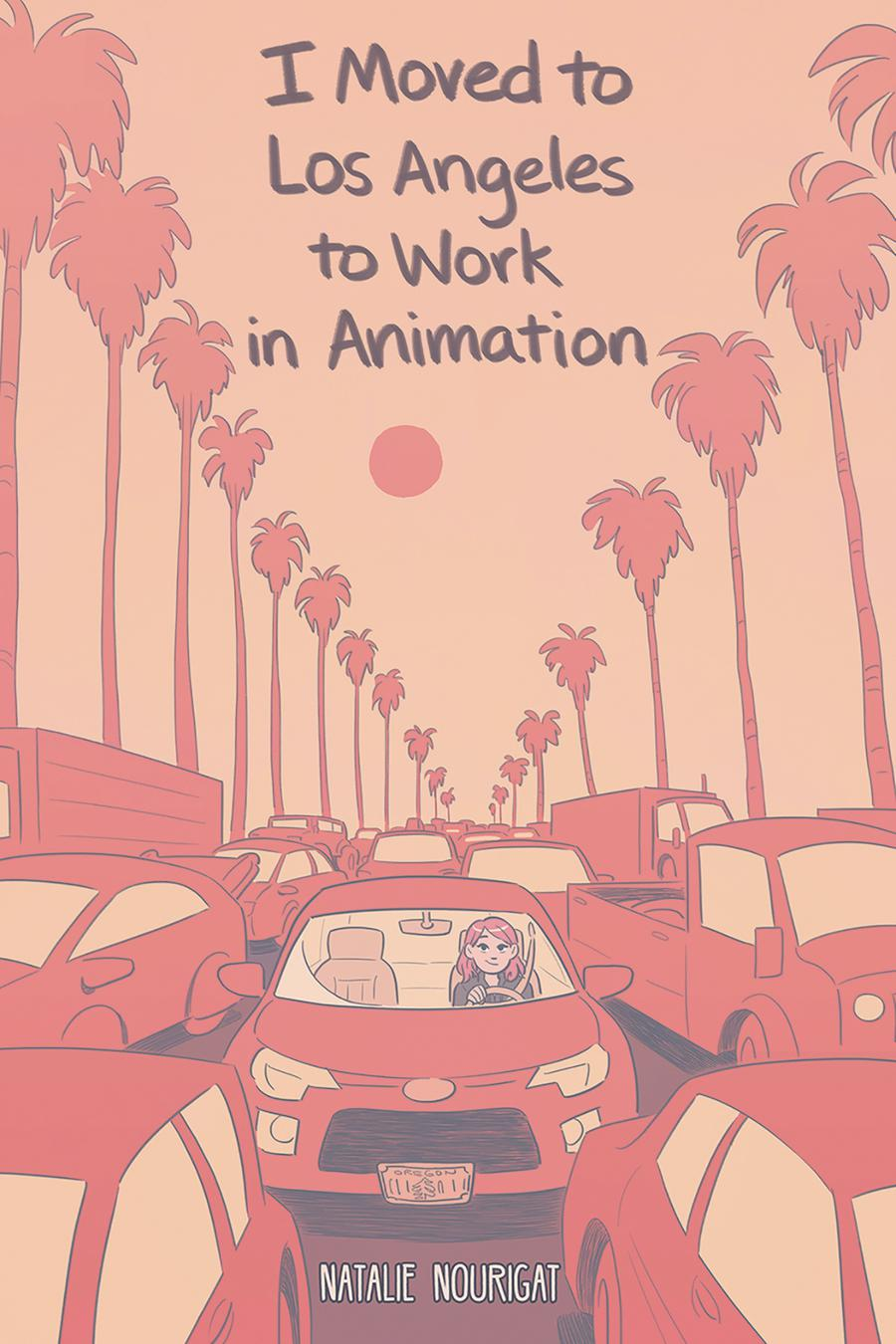 I Moved To Los Angeles To Work In Animation GN