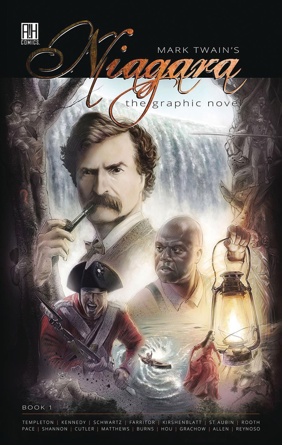 Mark Twains Niagara Book 1 GN