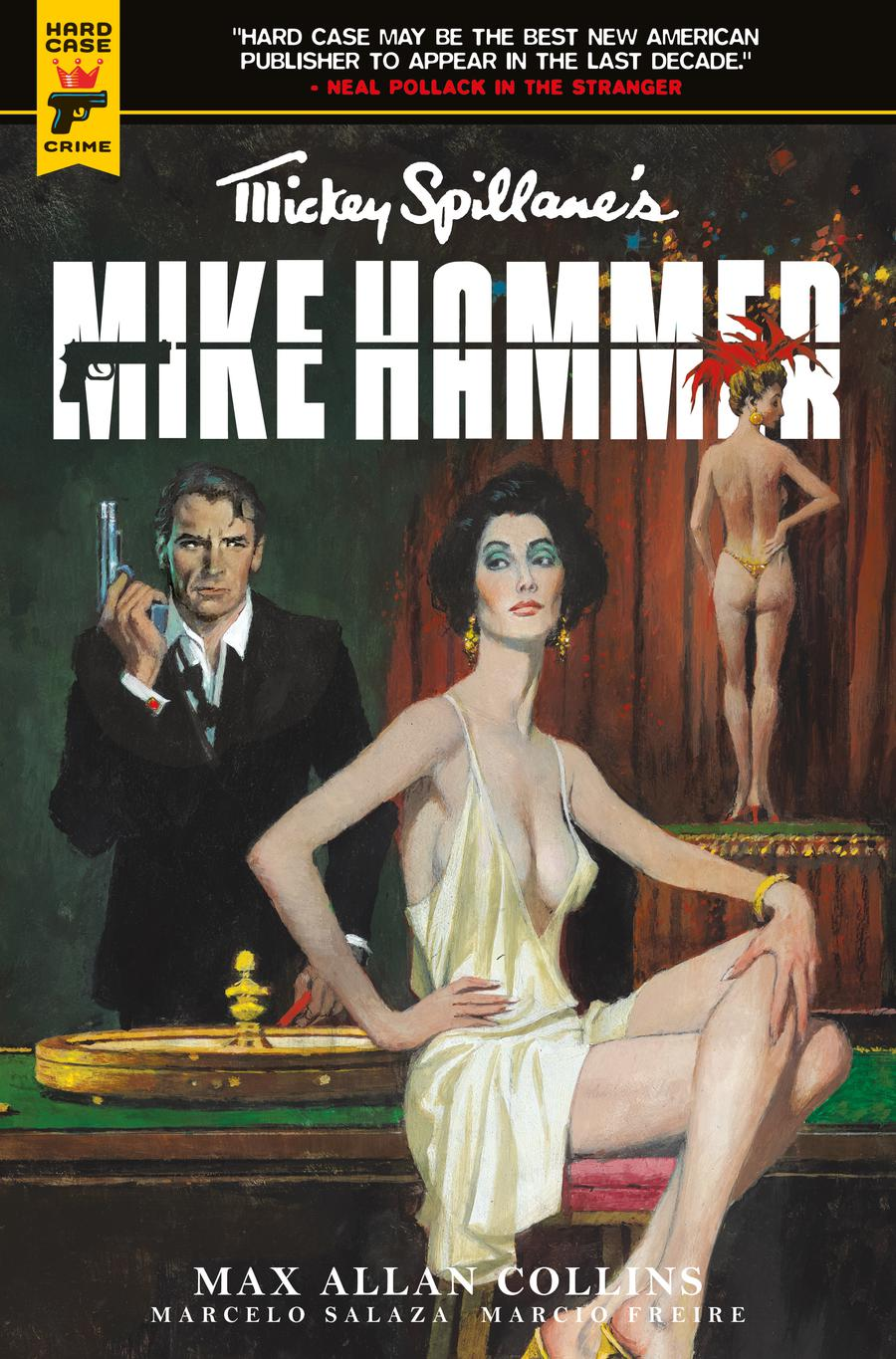 Hard Case Crime Mickey Spillanes Mike Hammer Night I Died TP