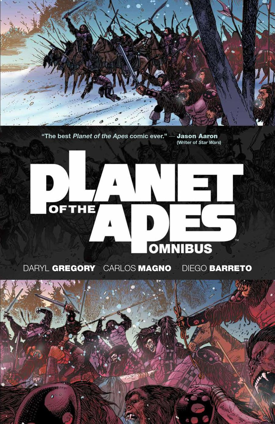 Planet Of The Apes Omnibus Vol 1 TP