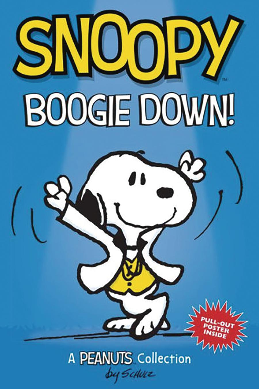Snoopy Boogie Down TP