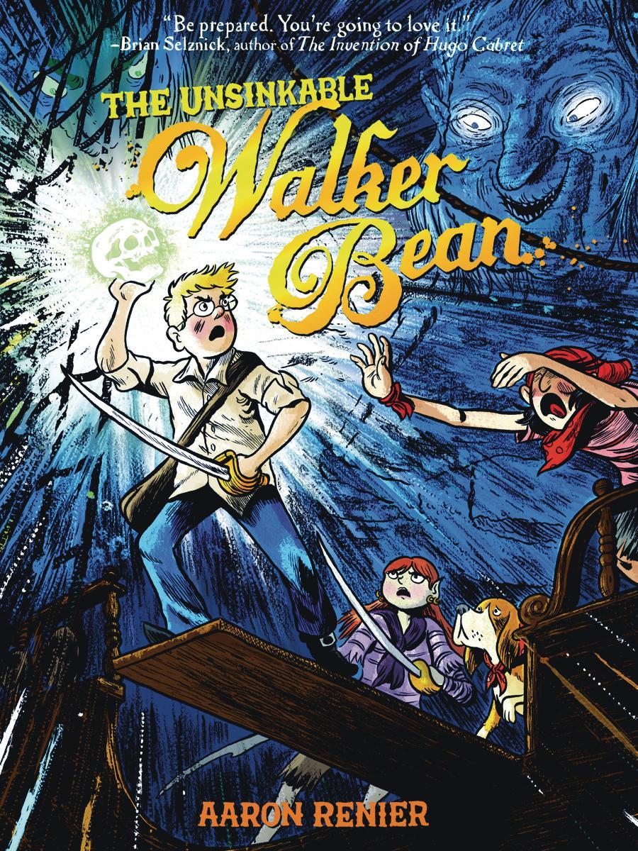 Unsinkable Walker Bean GN New Printing