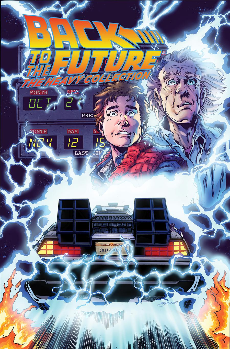 Back To The Future The Heavy Collection Vol 1 TP