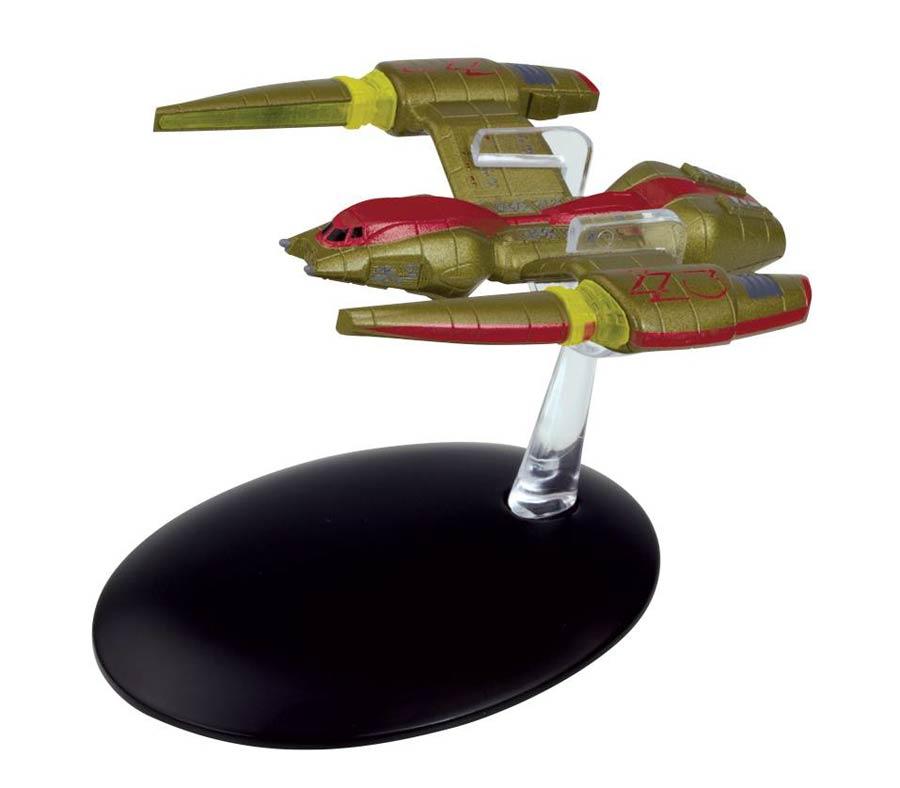 Star Trek Starships Figure Collection Magazine #133 Irina Ship