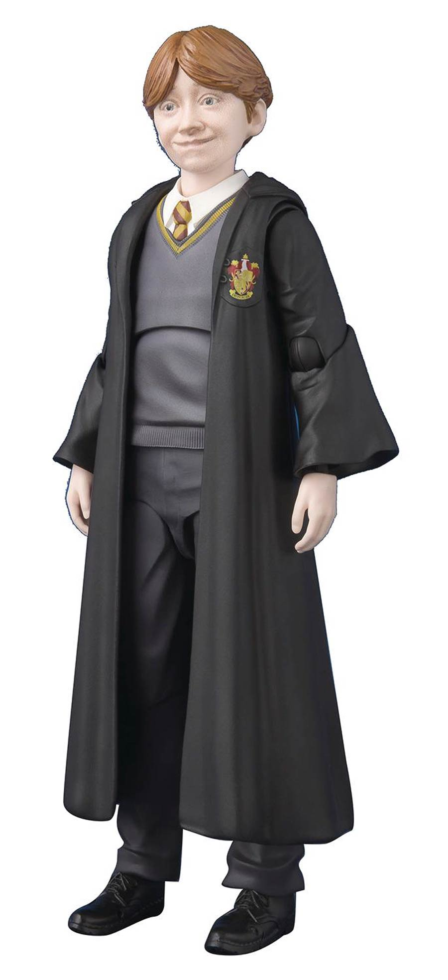 Harry Potter And The Sorcerers Stone S. H. Figuarts - Ron Weasley Action Figure