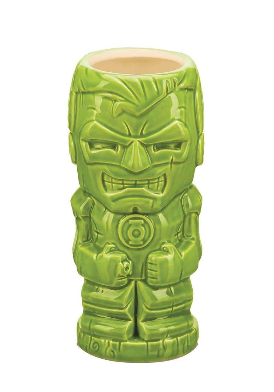DC Heroes Geeki Tiki Glass - Green Lantern