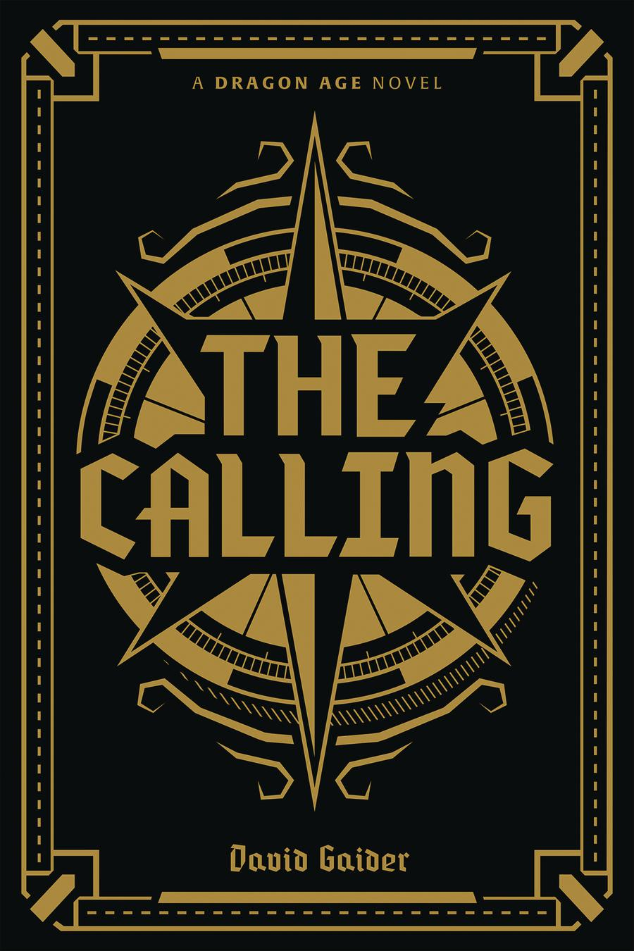 Dragon Age The Calling Deluxe Edition HC