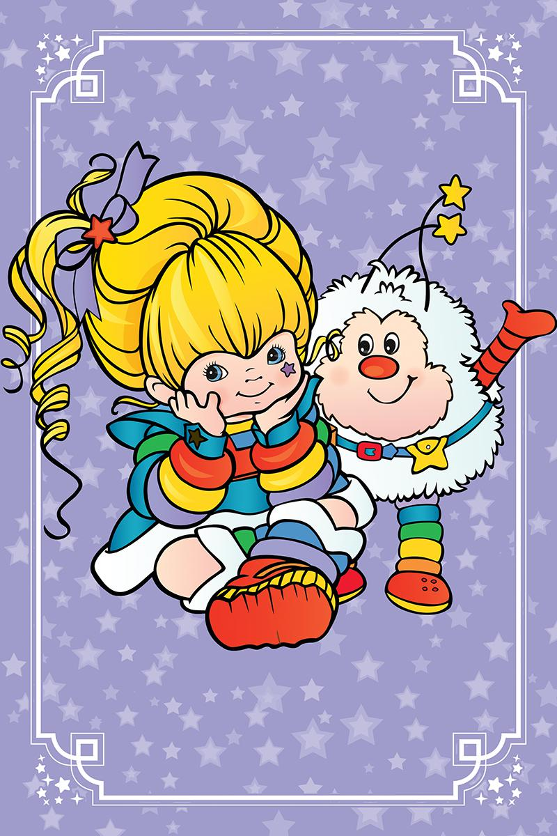 Rainbow Brite #1 Cover G Incentive Classic Virgin Cover