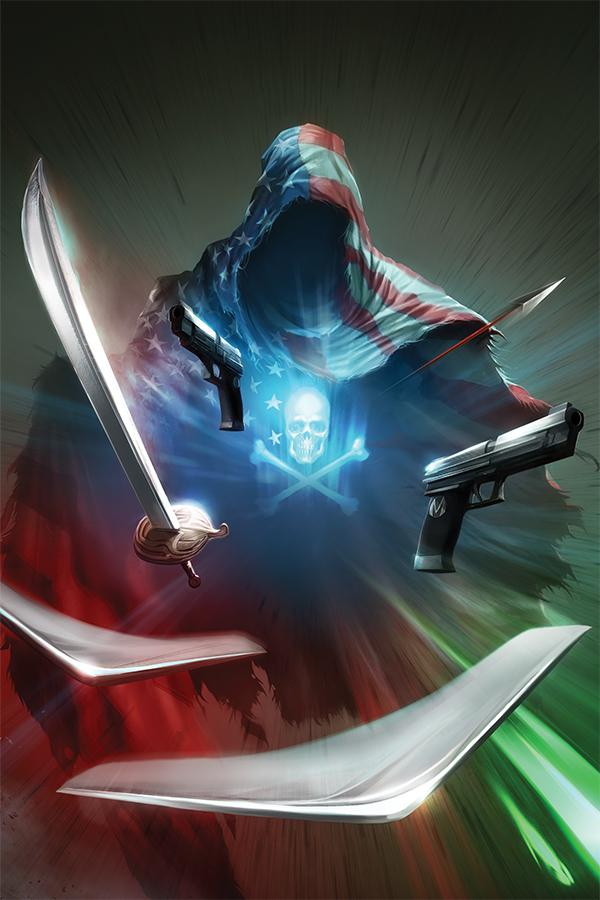 Project Superpowers Vol 3 #3 Cover H Incentive Francesco Mattina Virgin Cover