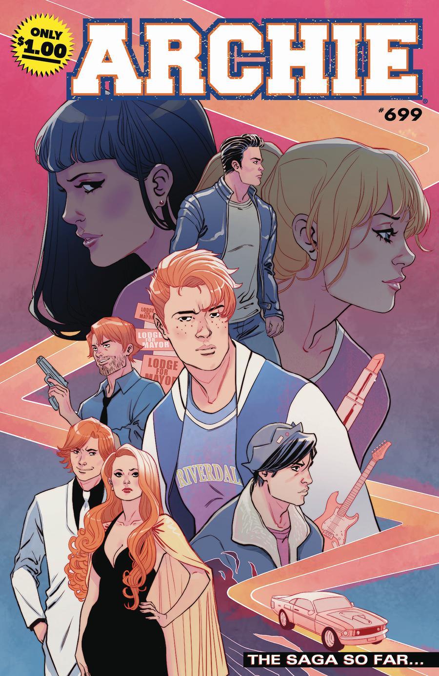 Archie Vol 2 #699