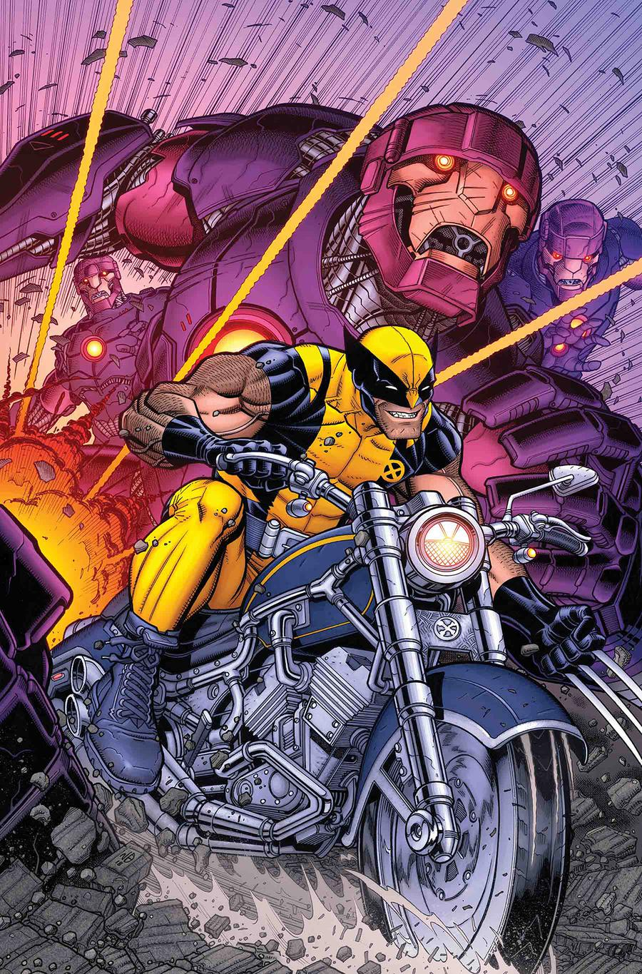 Return Of Wolverine #2 Cover D Incentive Nick Bradshaw Variant Cover
