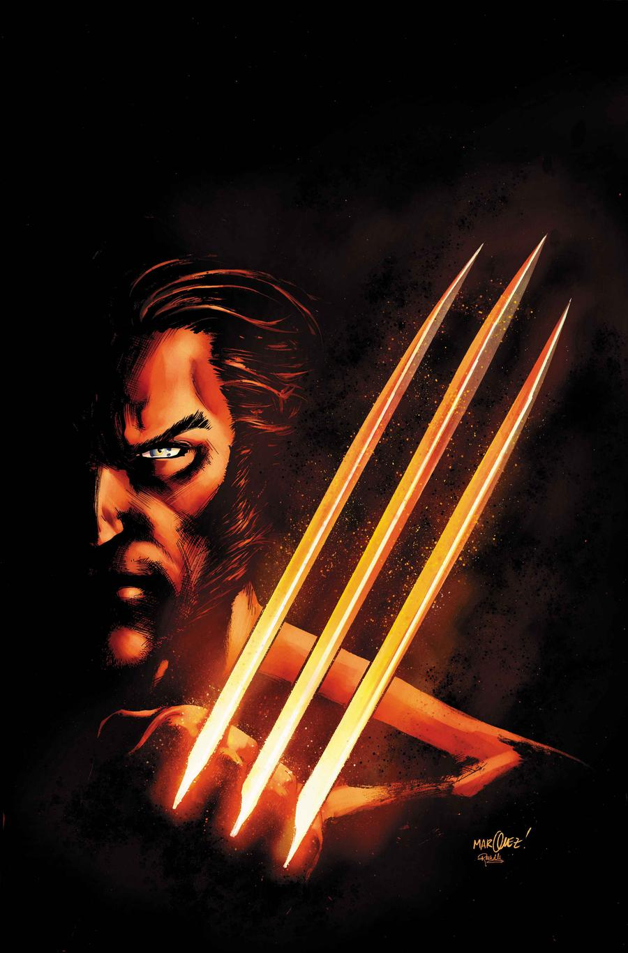 Return Of Wolverine #2 Cover C Incentive David Marquez Variant Cover