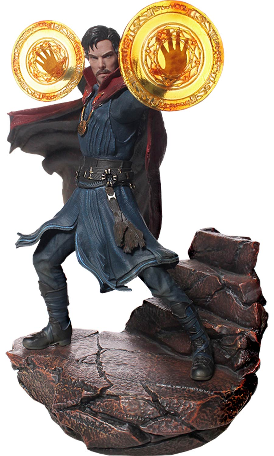 Doctor Strange Avengers Infinity War Art Scale 1/10 Scale Battle Diorama Series Statue