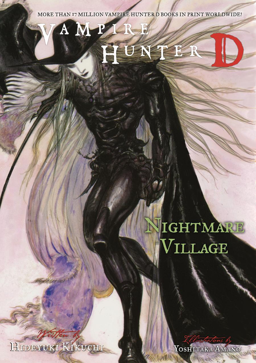 Vampire Hunter D Novel Vol 27 Nightmare Village TP