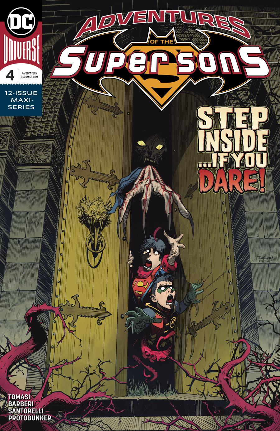 Adventures Of The Super Sons #4