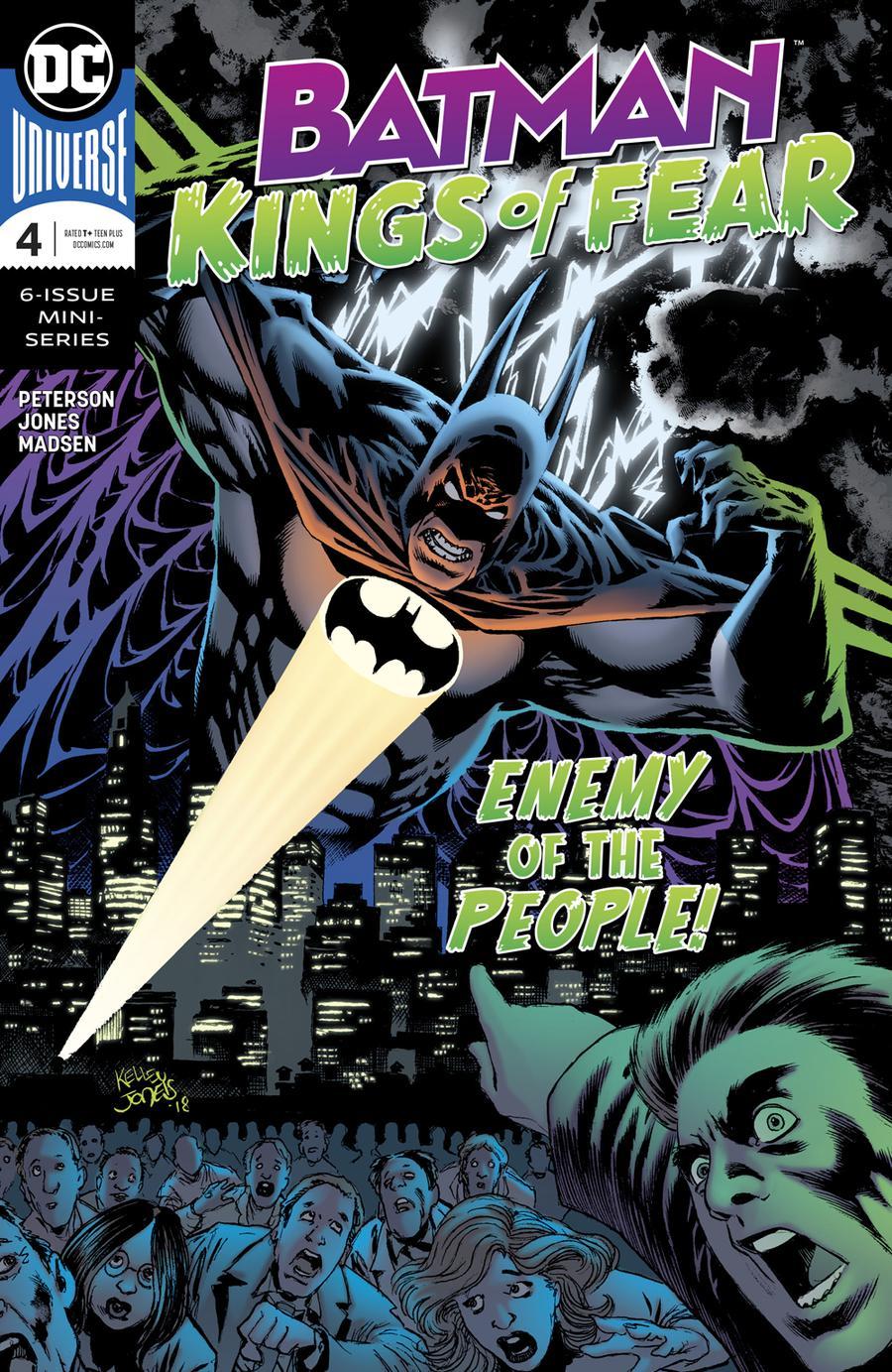 Batman Kings Of Fear #4