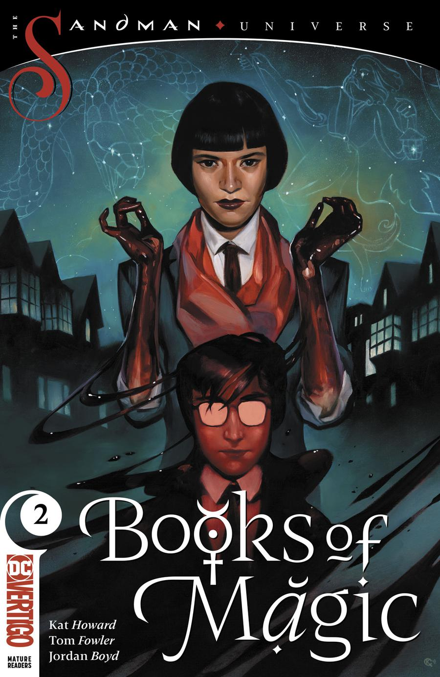 Books Of Magic Vol 3 #2