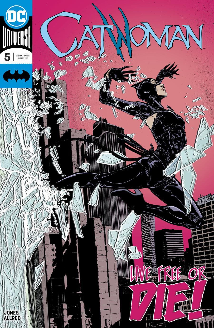 Catwoman Vol 5 #5 Cover A Regular Joelle Jones Cover