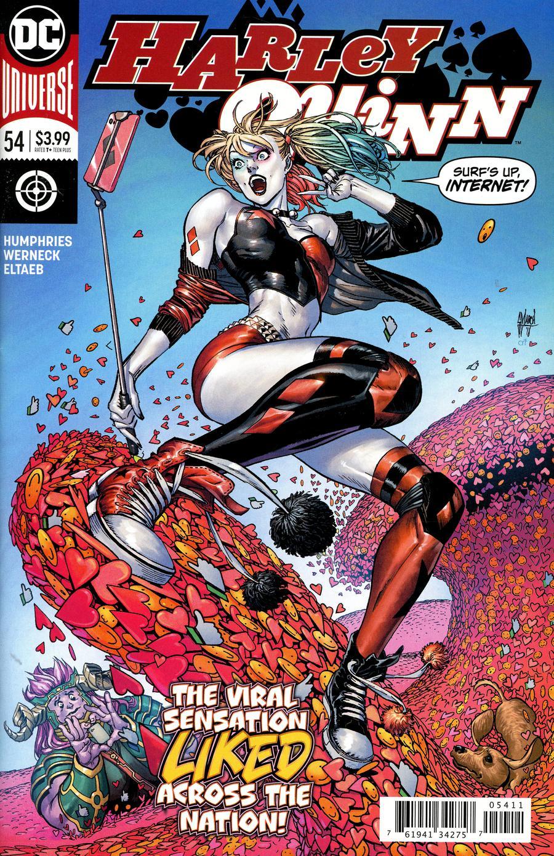 Harley Quinn Vol 3 #54 Cover A Regular Guillem March Cover