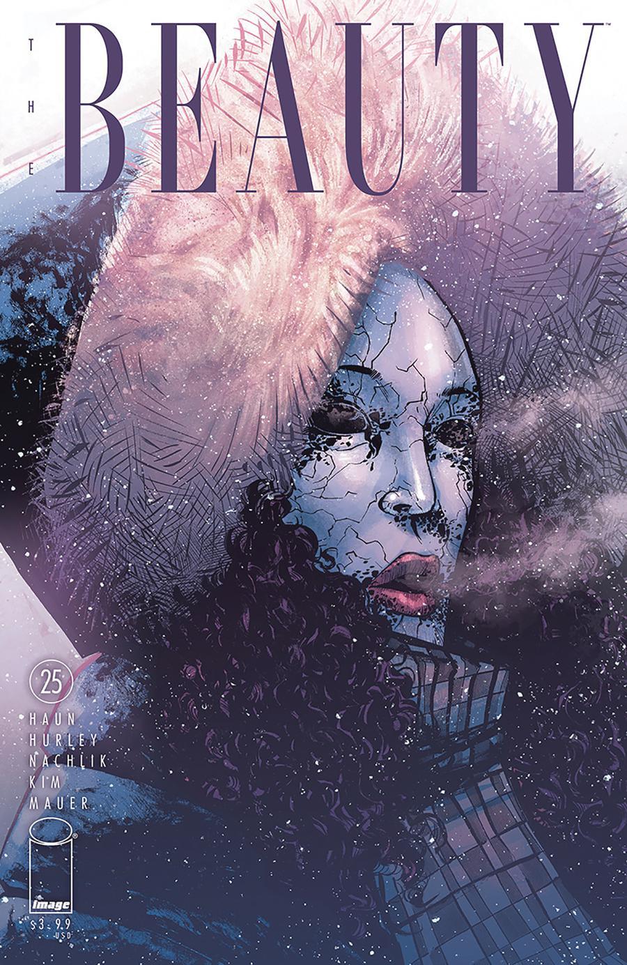 Beauty #25 Cover B Variant Andy MacDonald & Nick Filardi Cover