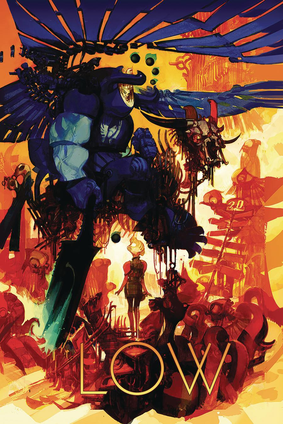 Low #20 Cover A Regular Greg Tocchini Cover