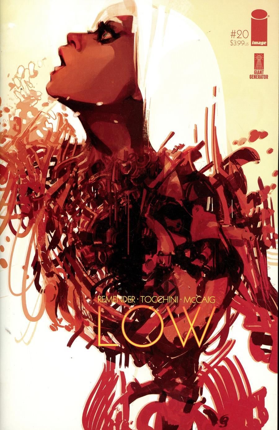 Low #20 Cover C Variant Greg Tocchini Cover
