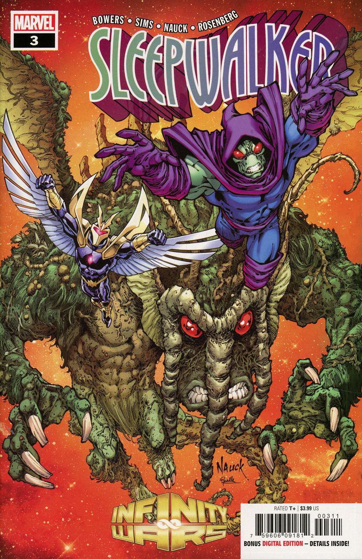 Infinity Wars Sleepwalker #3