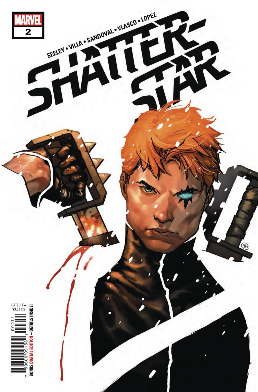 Shatterstar #2