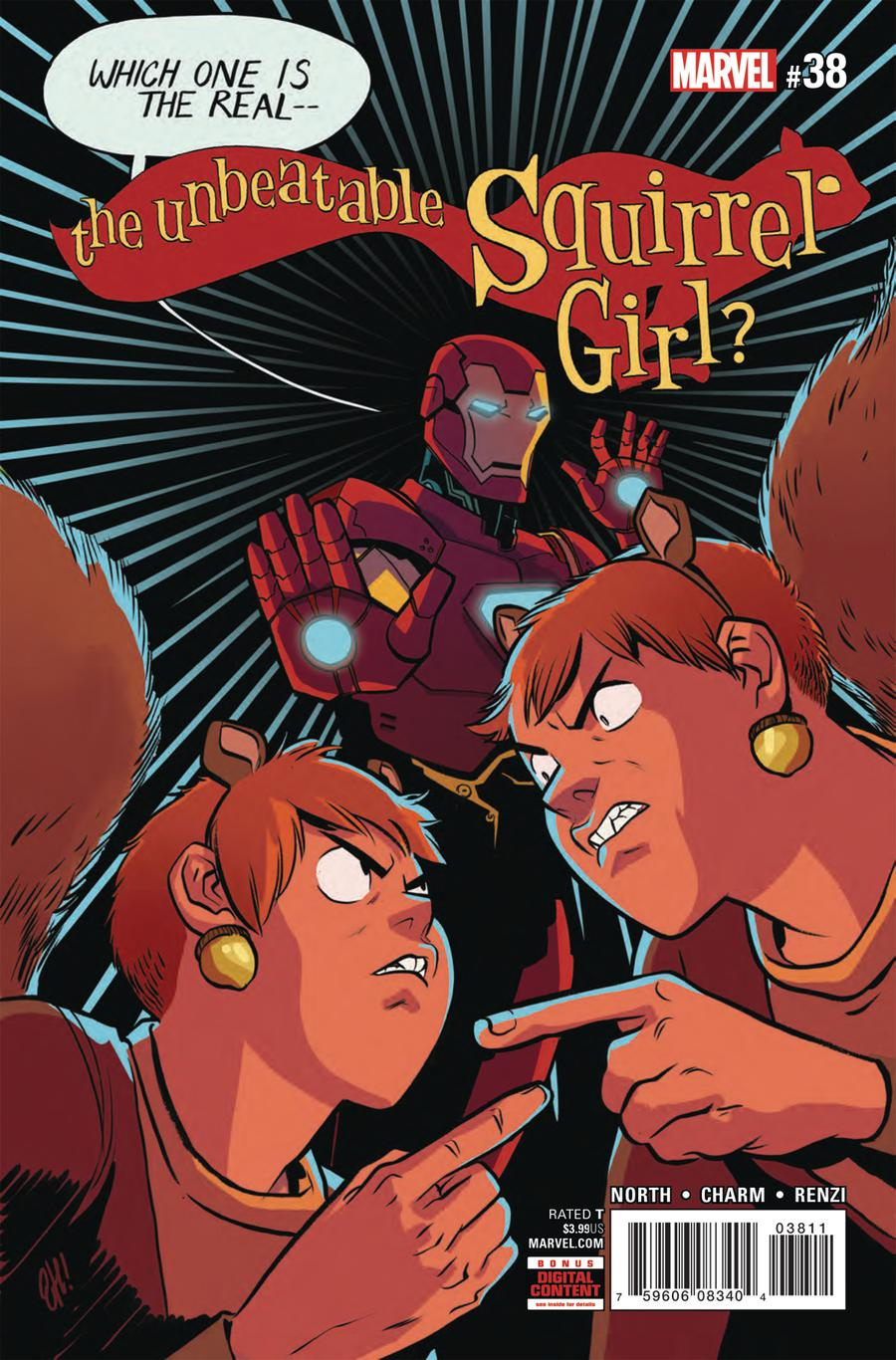 Unbeatable Squirrel Girl Vol 2 #38