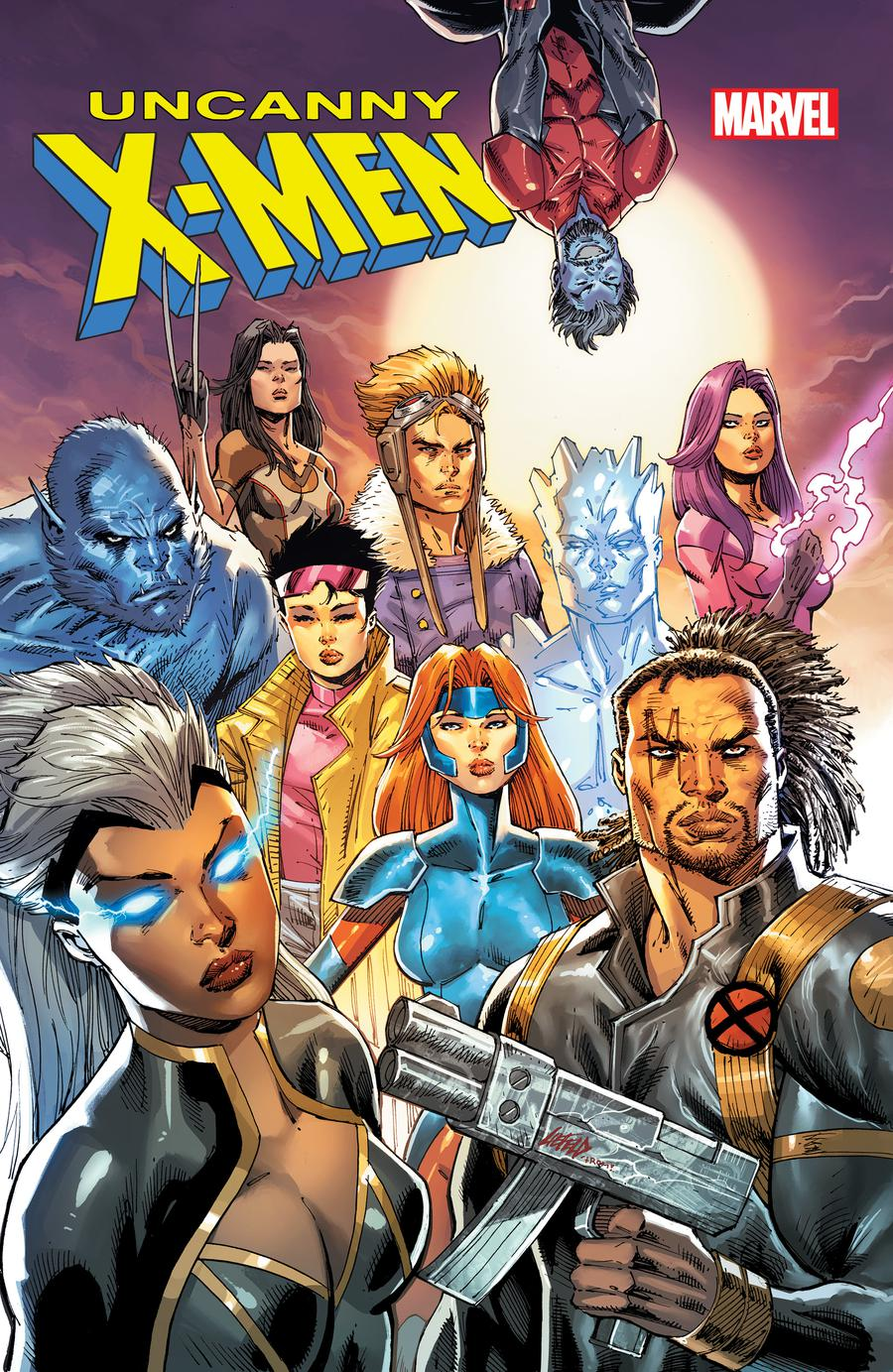 Uncanny X-Men Vol 5 #1 Cover C Variant Rob Liefeld Cover