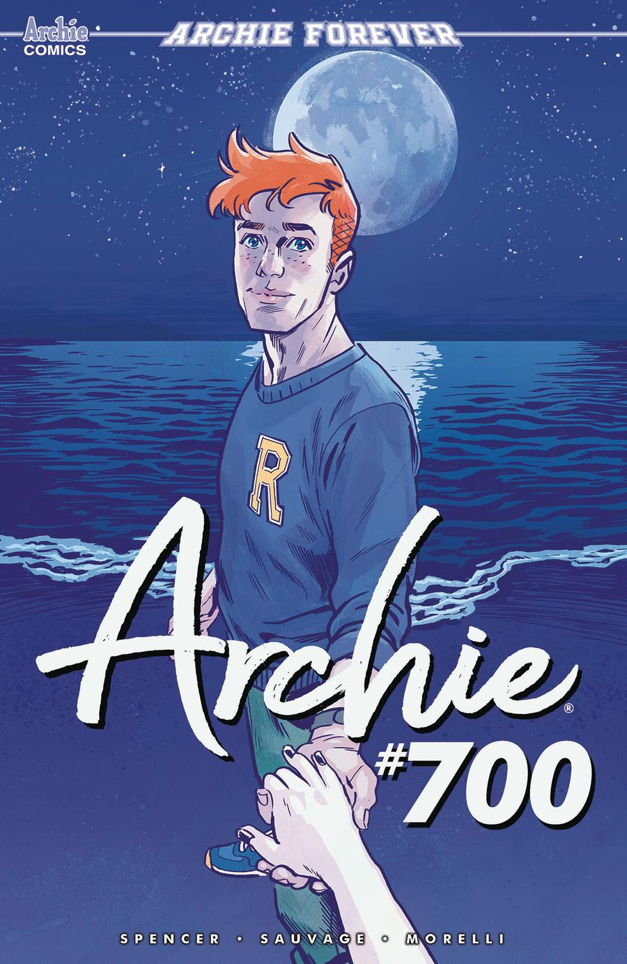 Archie Vol 2 #700 Cover J Variant Michael Walsh Cover