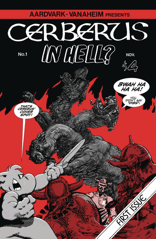 Cerberus In Hell #1