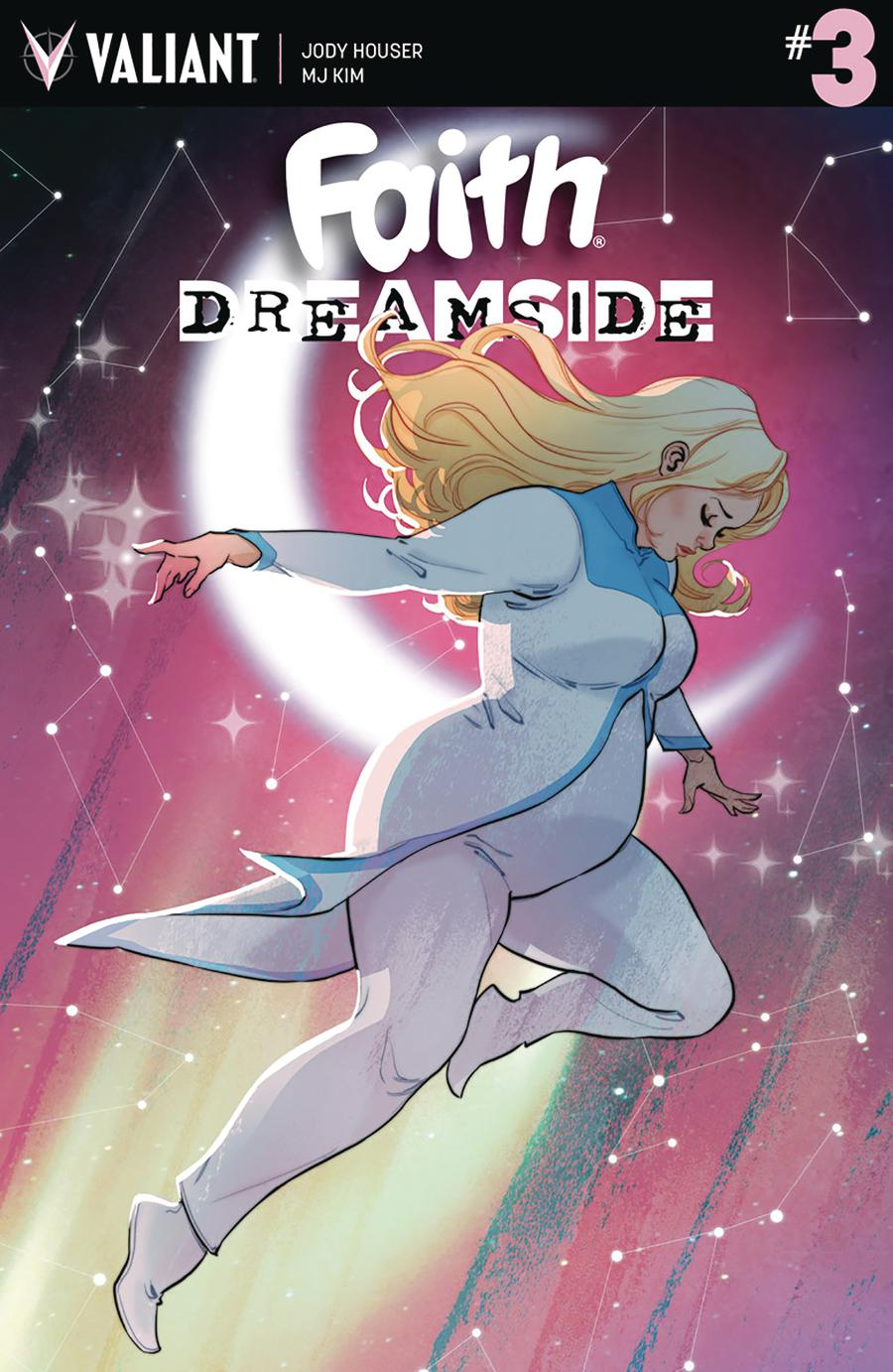 Faith Dreamside #3 Cover A Regular Marguerite Sauvage Cover