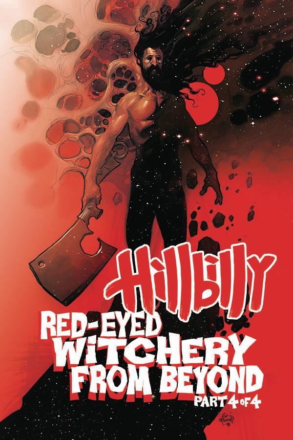 Hillbilly Red-Eyed Witchery From Beyond #4