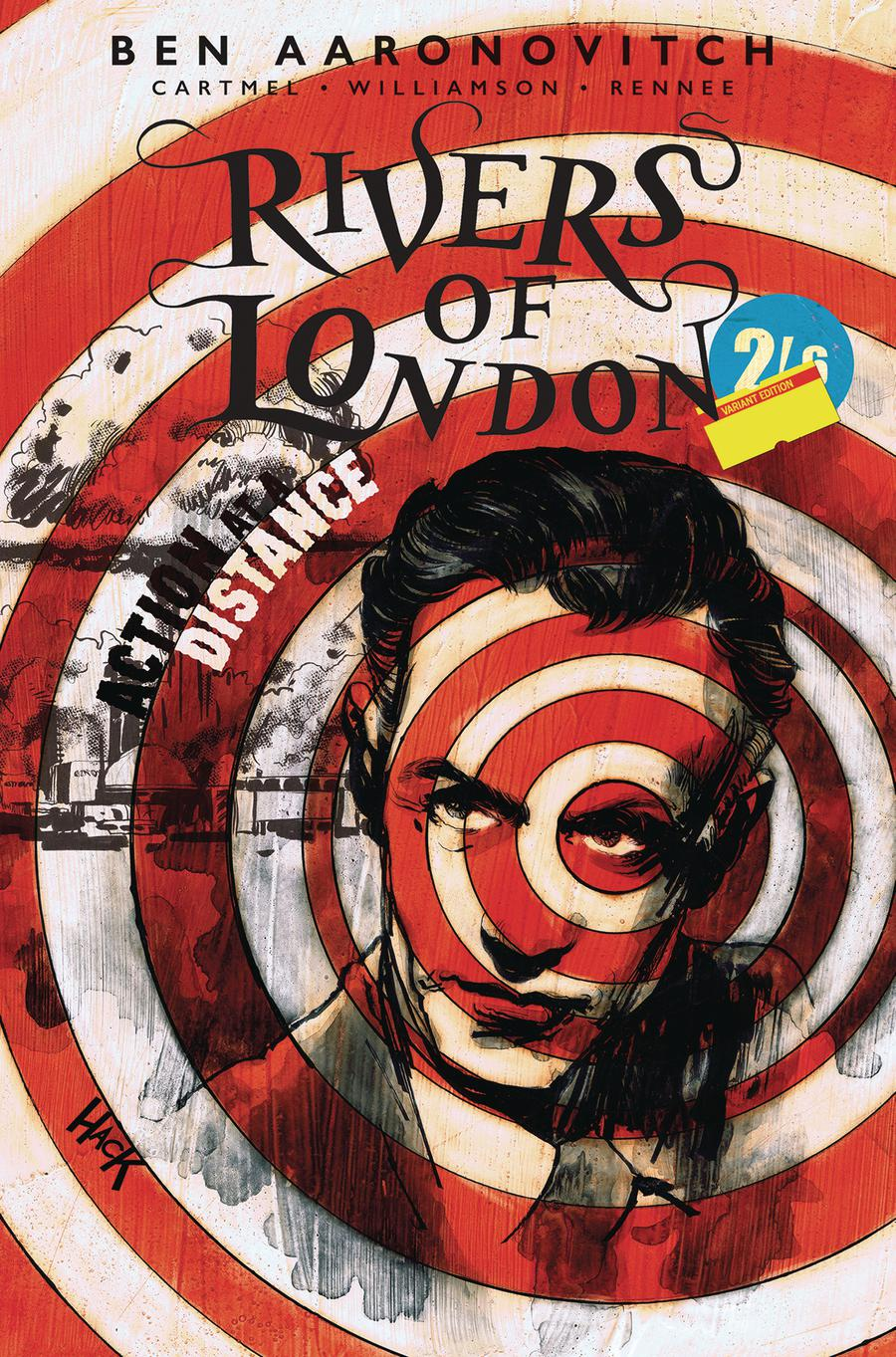 Rivers Of London Action At A Distance #2