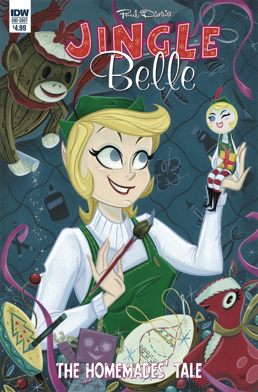 Jingle Belle Homemades Tale