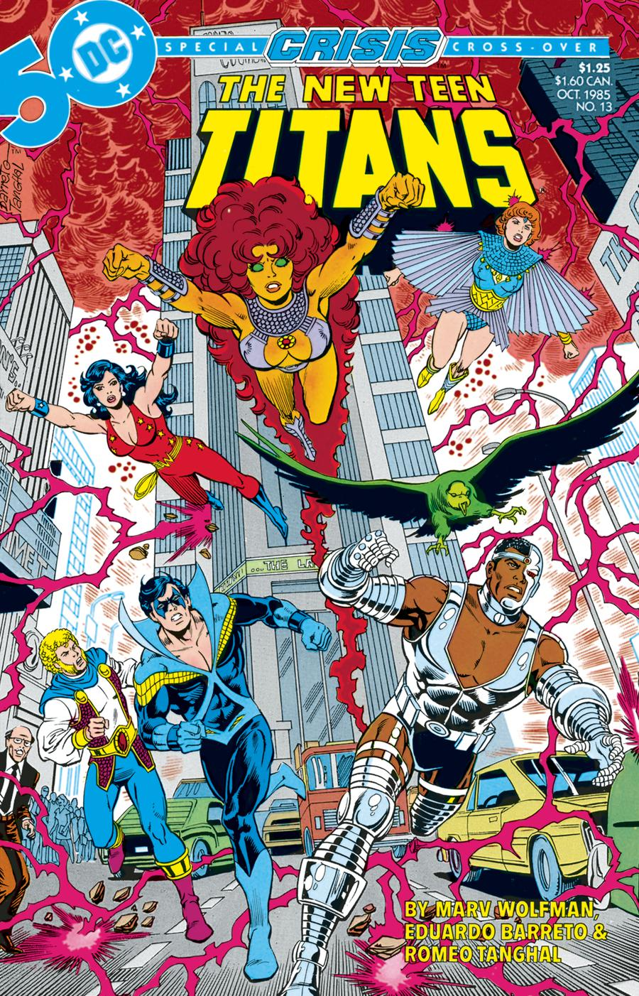 Crisis On Infinite Earths Companion Deluxe Edition Vol 2 HC