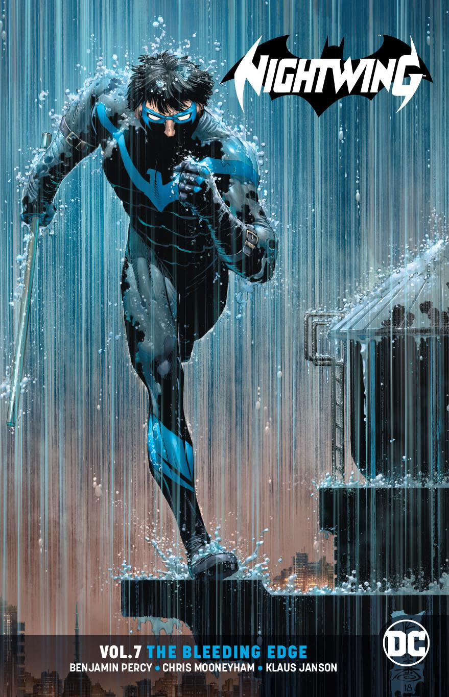 Nightwing (Rebirth) Vol 7 The Bleeding Edge TP