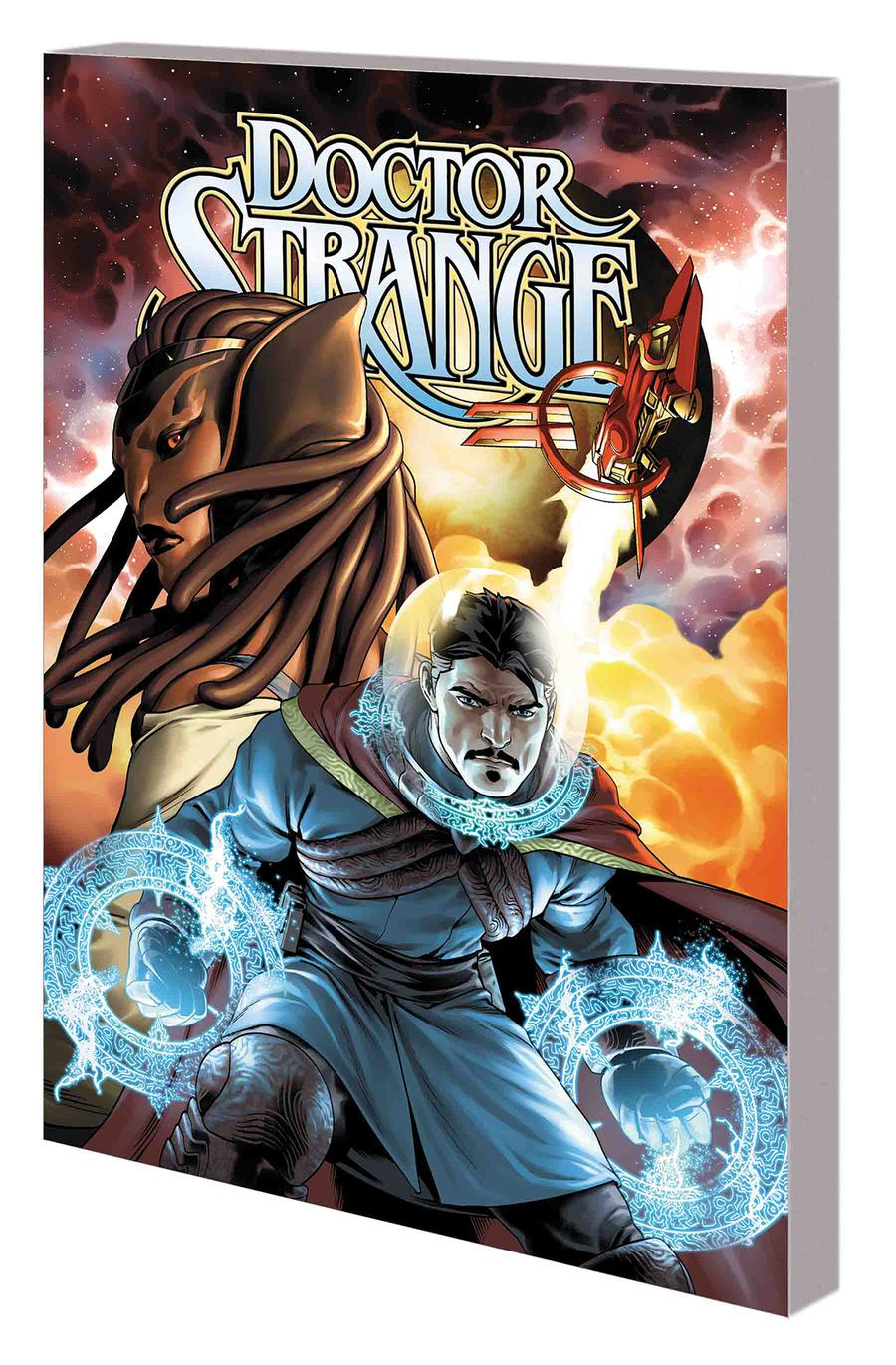 Doctor Strange By Mark Waid Vol 1 Across The Universe TP