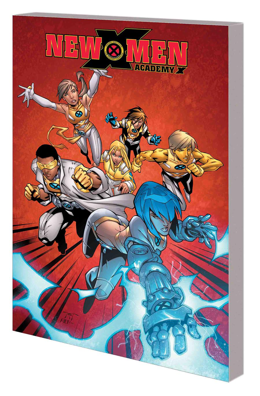 New X-Men Academy X Complete Collection TP