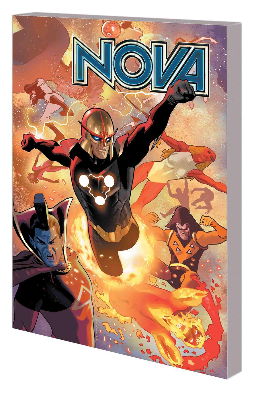 Nova By Dan Abnett & Andy Lanning Complete Collection Vol 2 TP
