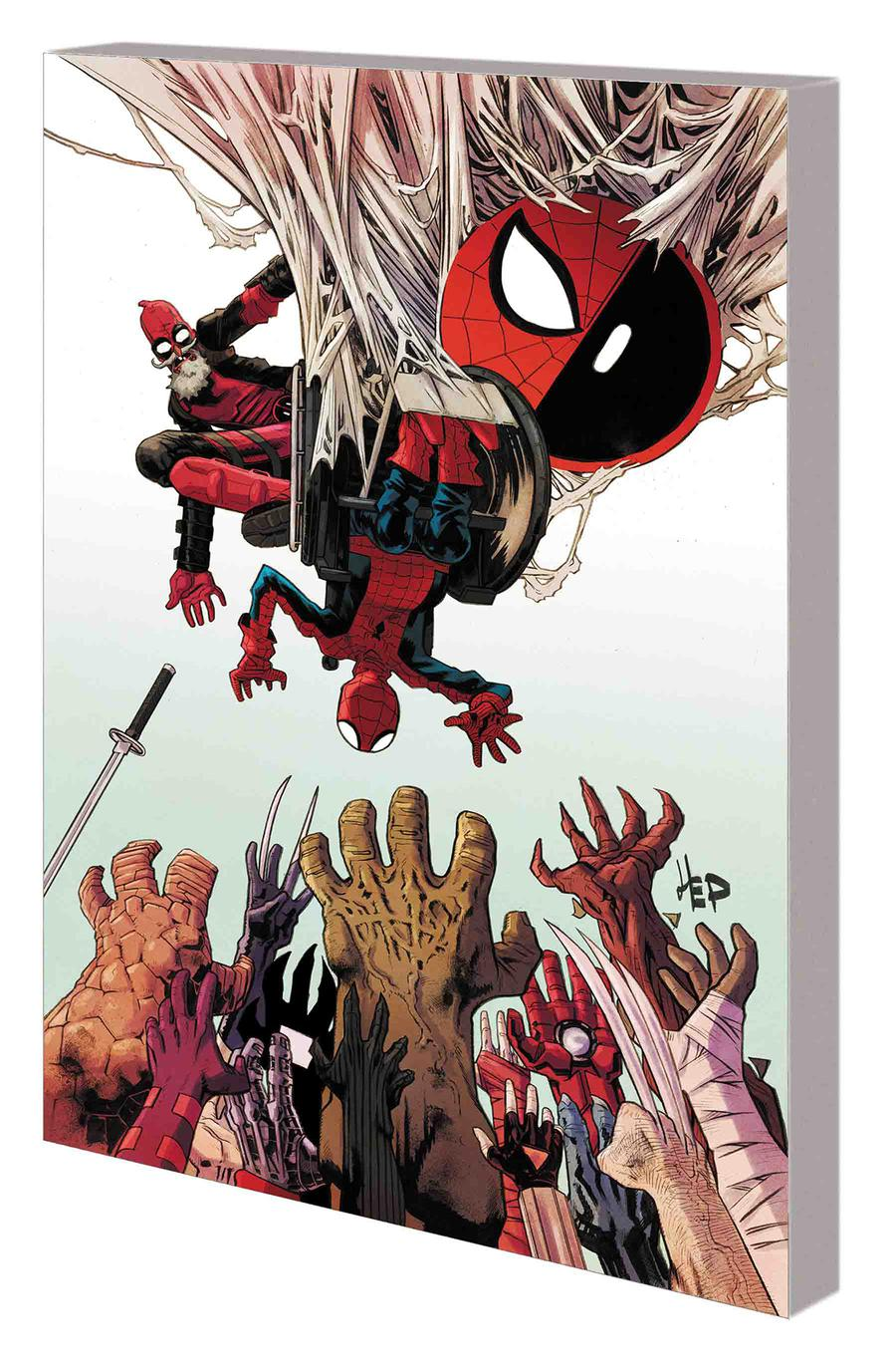 Spider-Man Deadpool Vol 7 My Two Dads TP