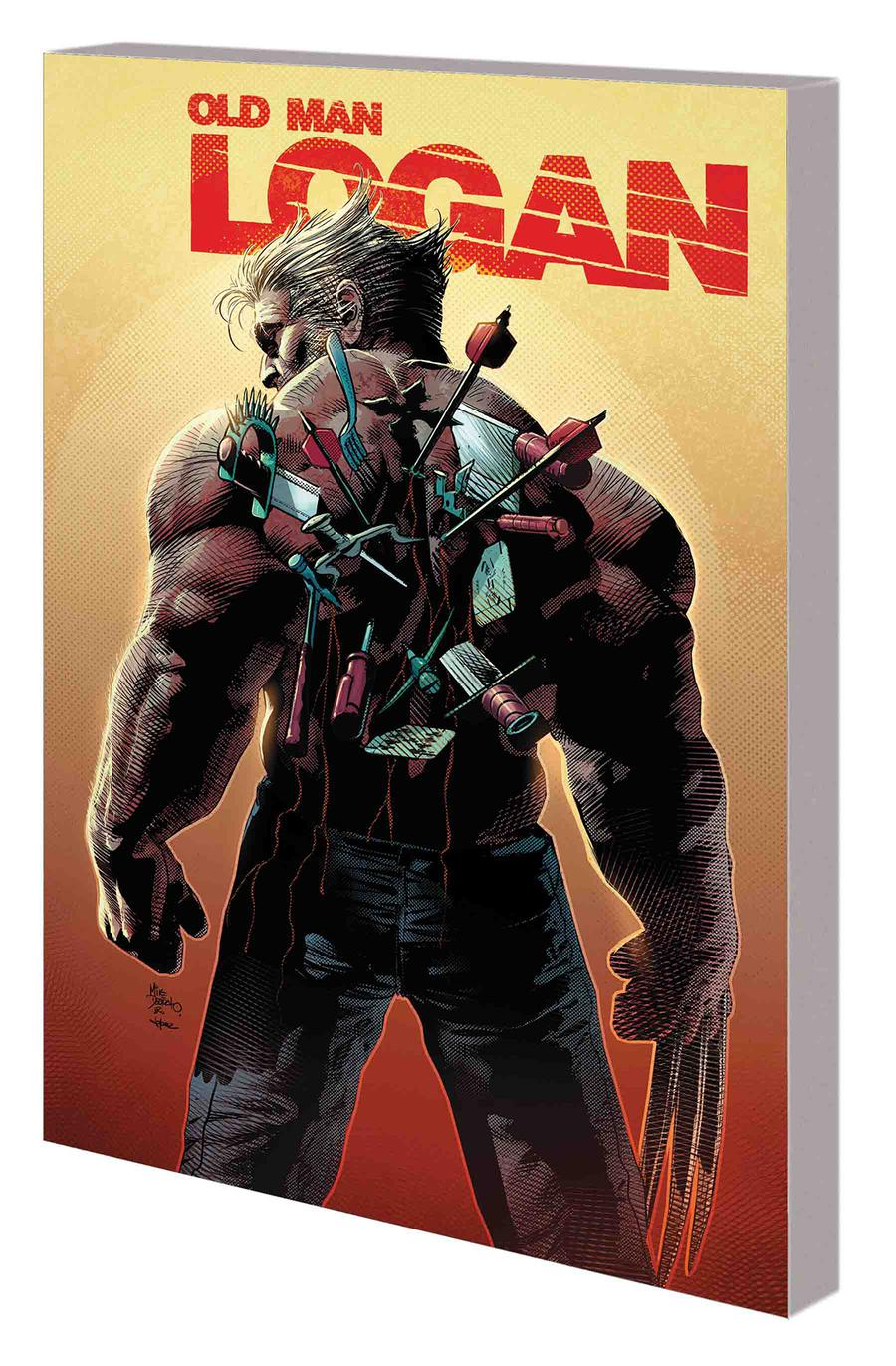 Wolverine Old Man Logan Vol 9 The Hunter And The Hunted TP