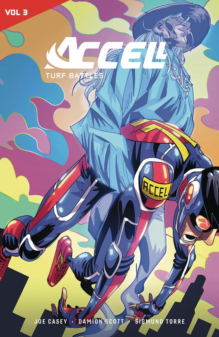 Catalyst Prime Accell Vol 3 Turf Battles TP