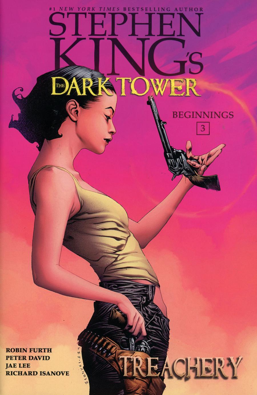 Dark Tower Beginnings Vol 3 Treachery HC