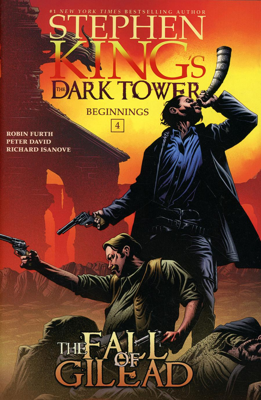 Dark Tower Beginnings Vol 4 Fall Of Gilead HC