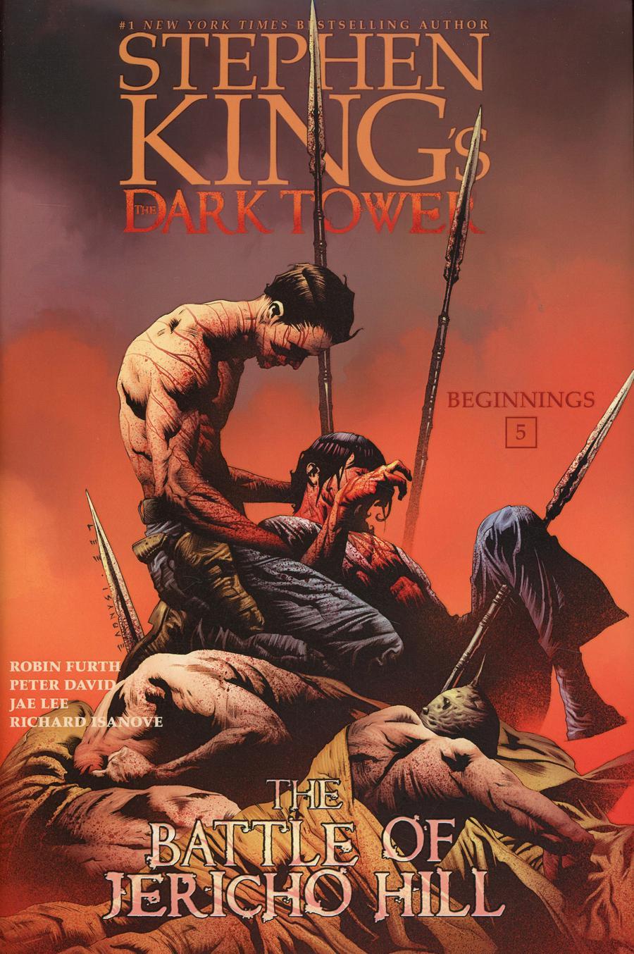 Dark Tower Beginnings Vol 5 Battle Of Jericho Hill HC