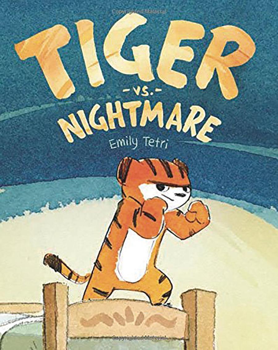 Tiger vs Nightmare Vol 1 GN